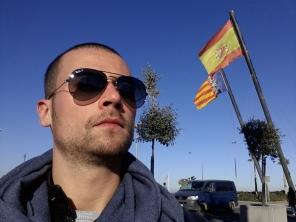 io e la mia adorata Spagna
